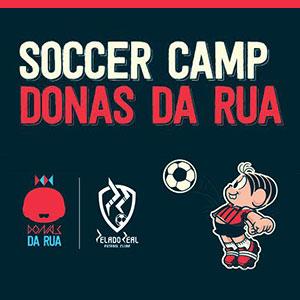 Soccer Camp Donos da Rua