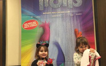 Trolls: diversão para crianças e adultos
