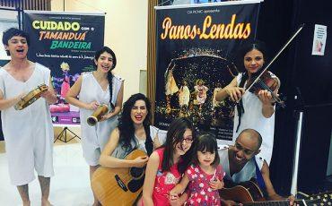 Panos e Lendas, uma festa cantada e dançada para todos