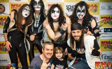 Kiss for Kids anuncia novo show