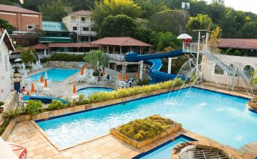 Hotel Fazenda Colina Verde prepara Natal e Ano Novo especiais