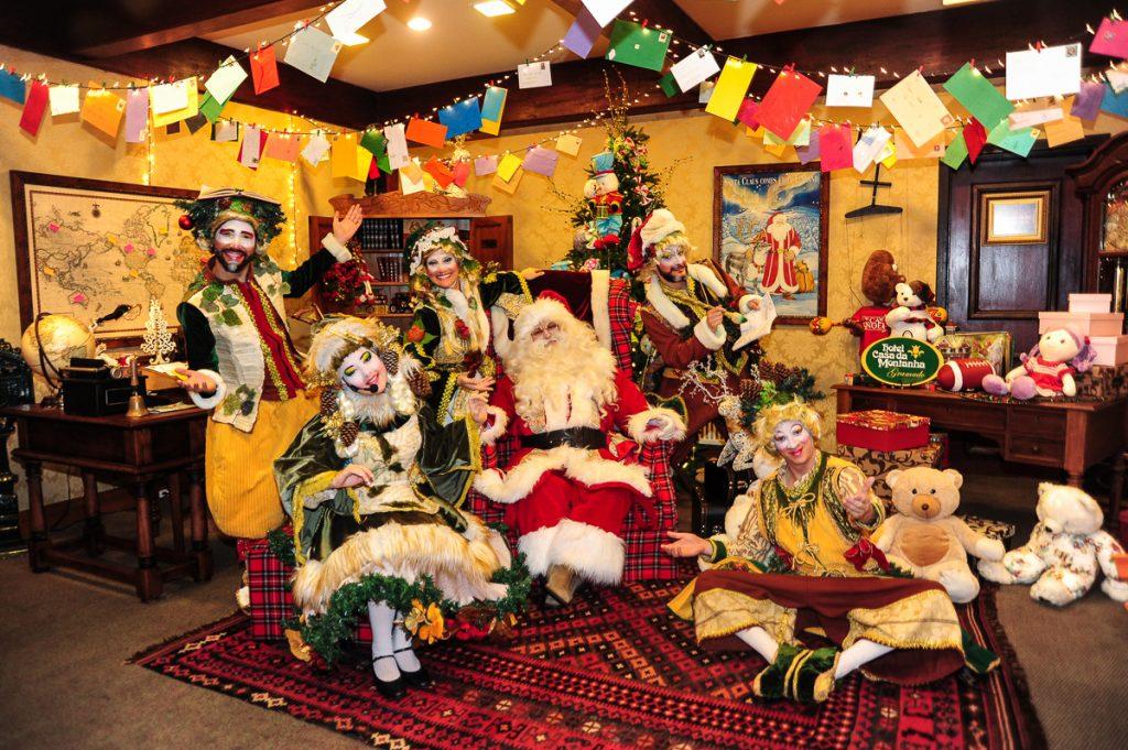 Natal Casa da Montanha
