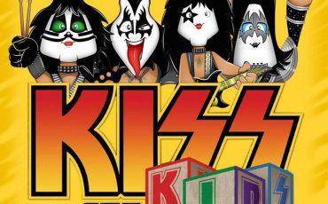 Kiss for Kids está de volta e apresenta novo show no aniversário de São Paulo
