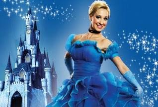 Estreia no sábado! Cinderella no Teatro Bradesco
