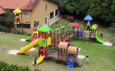 Monreale Hotel Resort lança parques para crianças