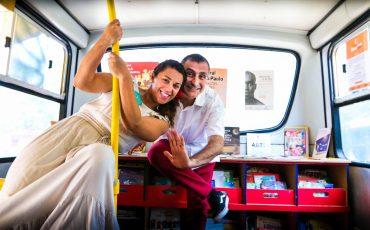 Lili Flor e Paulo Pixu se apresentam nos SESCs de São Paulo