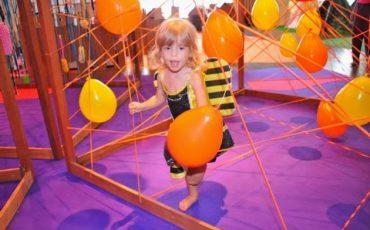"""""""Tudo é Brincadeira"""" diverte crianças em janeiro na Casa Bossa do Shopping Cidade Jardim"""