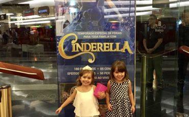 Na dúvida se vale a pena assistir Cinderella no teatro? Contamos tudo!
