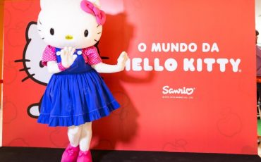 """O Mundo da Hello Kitty"" chega ao Cantareira Norte Shopping"