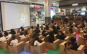 SuperShopping Osasco oferece sessão de cinema gratuita para crianças