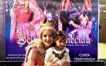 """Clássico infantil """"A Bela Adormecida"""" estreia em 06 de maio no novo Teatro Opus"""