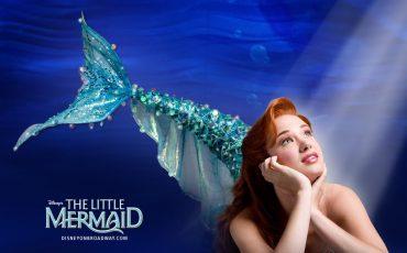 """Musical """"A Pequena Sereia"""", da Disney, está previsto para chegar ao Brasil em 2018"""