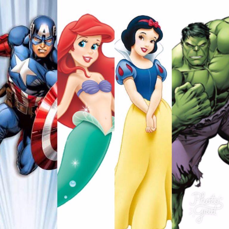 Princesas e Vingadores agitam Shopping Tamboré