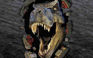 Tem criança fã de dinossauro? Mogi Shopping tem exposição que promove experiência com realidade aumentada