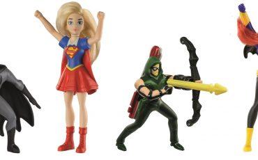 Super-heróis da DC Comics são as novas atrações do McDonald's!