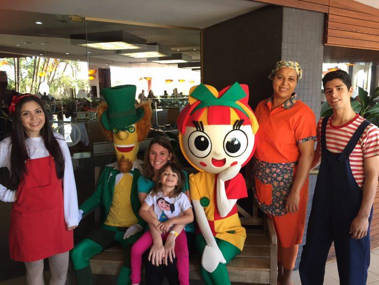 Viagem com criança: Mabu Thermas Grand Resort