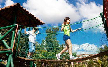 Atração da Rede Tauá promove brincadeiras com conteúdo pedagógico