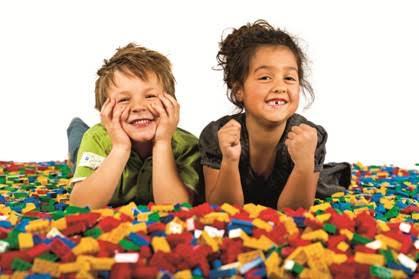 """""""Festival LEGO"""" no shopping Cidade Jardim contará com nove atrações, uma delas inédita no Brasil"""