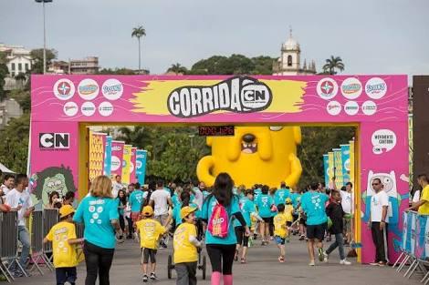 Corrida Cartoon Network São Paulo acontece dia 3 de setembro