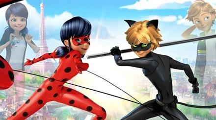 "Espetáculo ""Miraculous: As Aventuras de Ladybug"" estreia no teatro Procópio Ferreira"