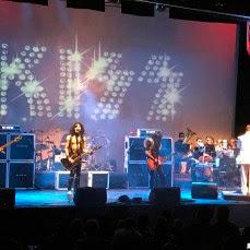 Cover do Kiss apresenta show com Orquestra Rockphonica