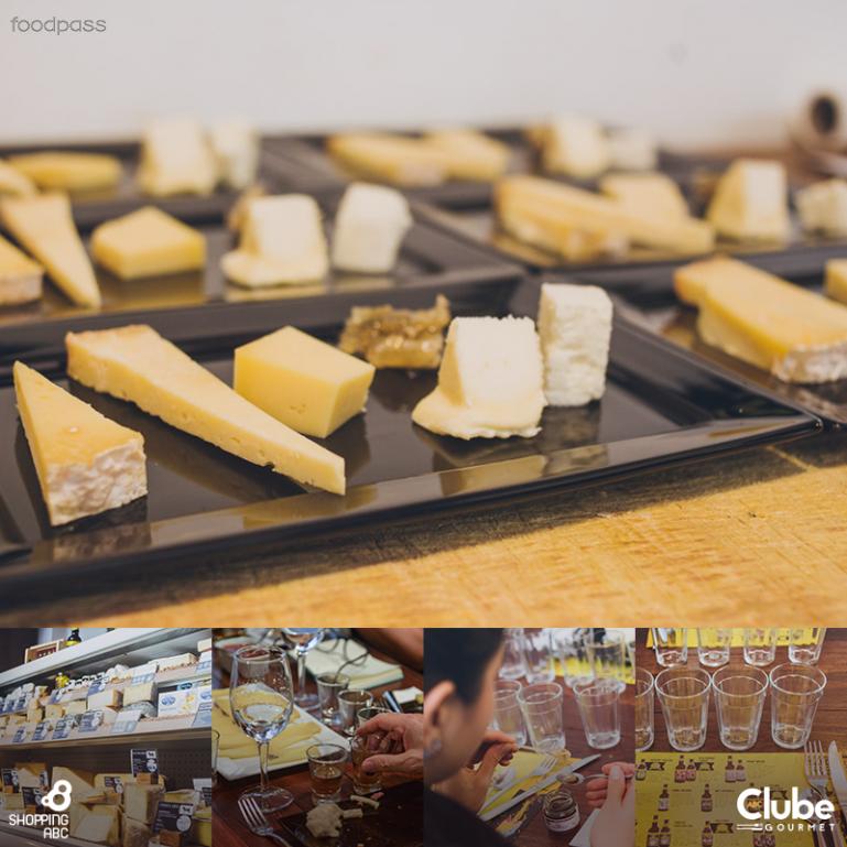 Clube ABC Gourmet tem degustação de queijos, mel e cervejas artesanais