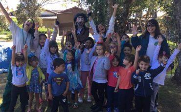 Experiência: Hotel Villa Santo Agostinho com crianças