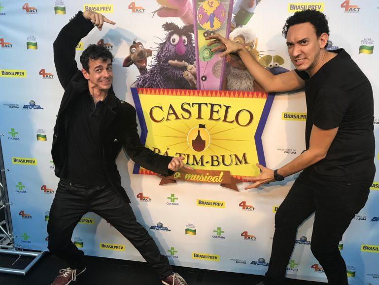 """Espetáculo """"Castelo Rá-Tim-Bum, o Musical estreia em Setembro e promete muita emoção"""
