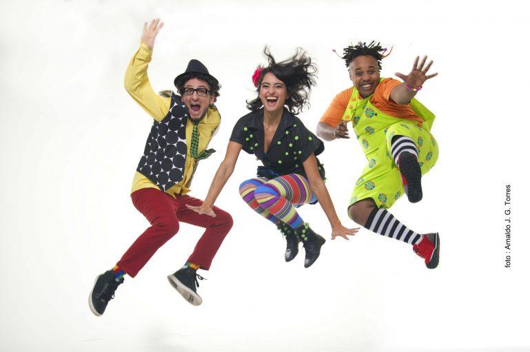 Grupo Triii fará show no Theatro NET no Dia das Crianças