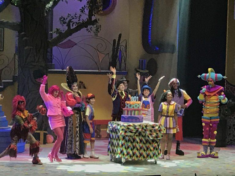 Musical do Castelo Rá-tim-bum diverte adultos e crianças
