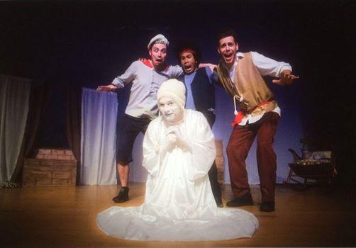 Pluft, o Fantasminha chega ao Memorial da América Latina e aborda o medo de escuro