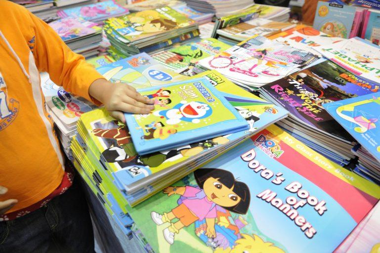 Mooca Plaza Shopping recebe feira do Livro Book Lovers Kids
