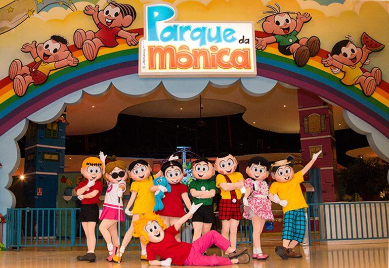 Parque da Mônica promove Oficina Especial de Primavera