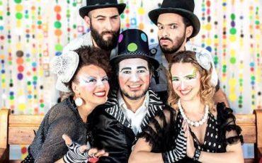 Dia das Crianças com shows da Banda Estralo, Grandes Pequeninos e Mário e as Marias