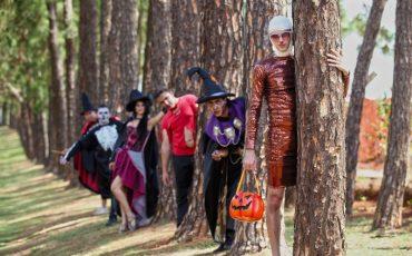 Feriado prolongado com Halloween no Mavsa Resort