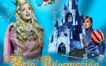 Teatro Bradesco terá novo espetáculo da Bela Adormecida