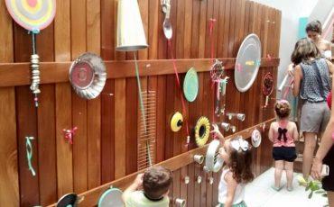 Dia das Crianças no Cadê tem caça ao tesouro, massinha caseira e aula de ritmos