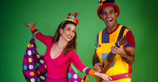 Show gratuito dos Grandes Pequeninos é atração no Sesi Paulista