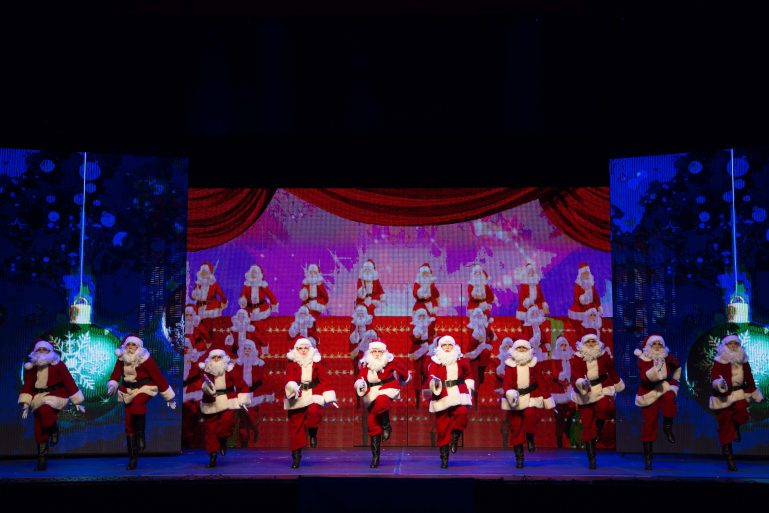 Musical Natal Mágico estreia no Teatro Bradesco em curta temporada