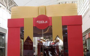 Shopping Tamboré recebe Caixa Premiada Gigante inédita na região