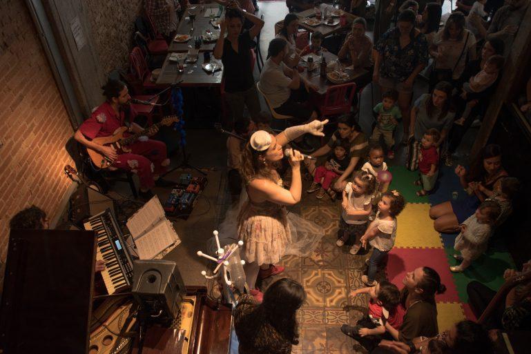 JazzBB recebe ótimos shows infantis todos os sábados de dezembro