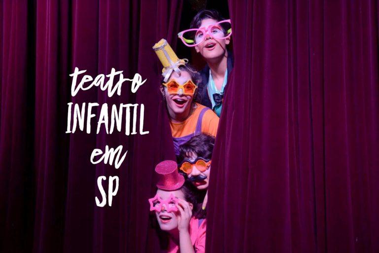 6 Peças Teatrais Infantis que estão em cartaz em SP