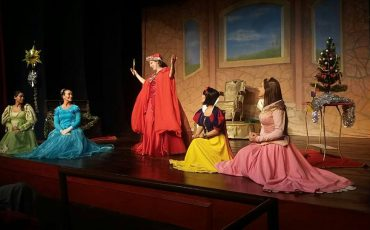 "Teatro Bibi Ferreira apresenta ""O Natal Encantado das Princesas"""