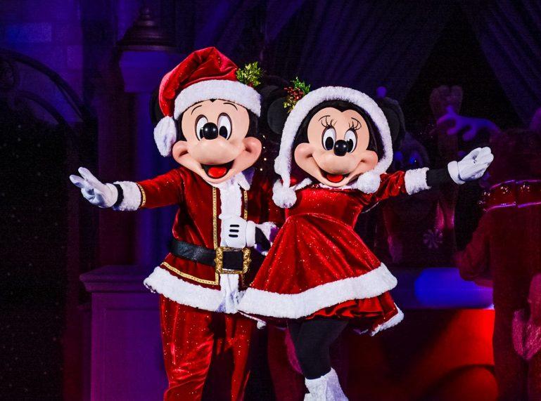 Parque Della Vittoria terá Papai Noel, Mickey e Minnie neste domingo