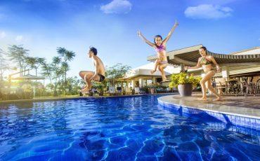 Criança não paga hospedagem e nem aéreo no Rio Quente Resorts em Janeiro