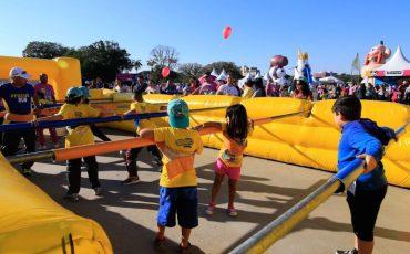 Verão Divertido Cartoon Network com os personagens preferidos da criançada no Parque Villa Lobos
