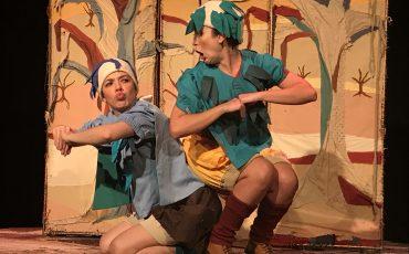 Espetáculo João e Maria, mais uma obra-prima da Cia Le Plat Du Jour para nossas crianças