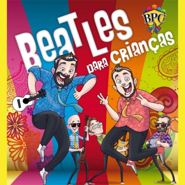 Bloco Beatles para Crianças faz apresentação gratuita no Teatro Opus
