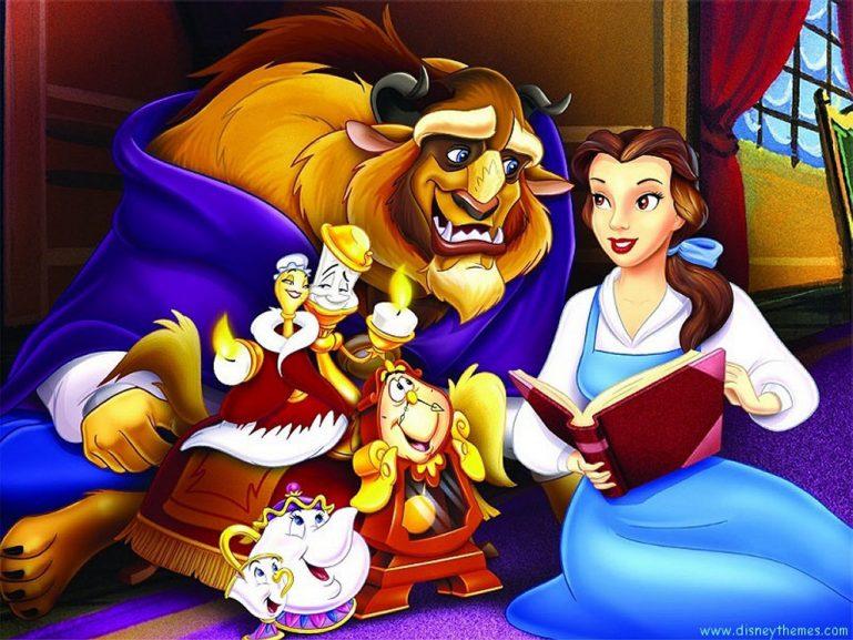 Clássico A Bela e a Fera chega ao teatro Augusta com mais de 50% de desconto no Passeios Kids