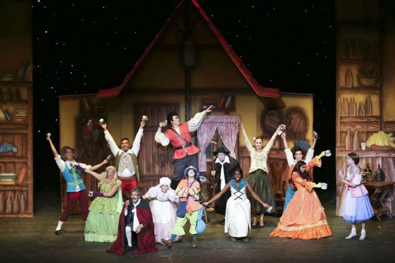 Experiência: A Bela e a Fera, no Teatro Bradesco